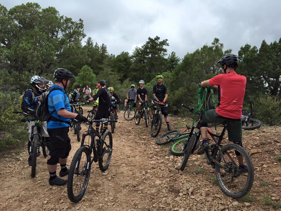 Demo and Rental Bikes
