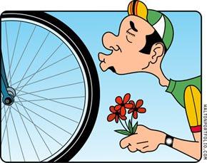 Show your bike some lurv!